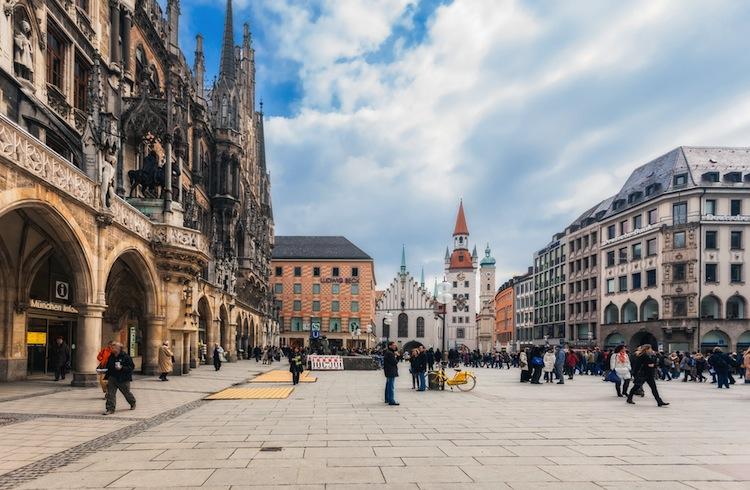Investments: Anleger wenden sich von München ab