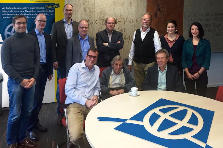 Koworld in Ökoworld trifft Nobelpreisträger für Chemie