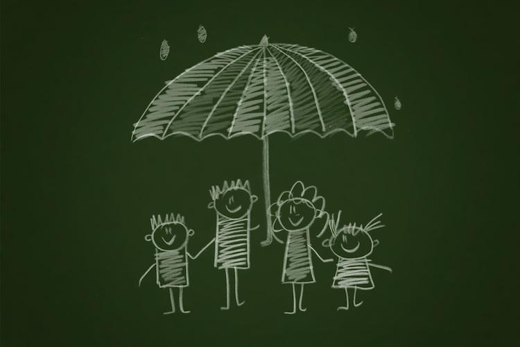 Drei Versicherungen, die jede Familie braucht
