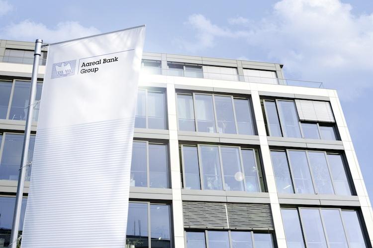 Hauptsitz Aareal-Bank-Wiesbaden in Aareal Bank mit Rekordgewinn