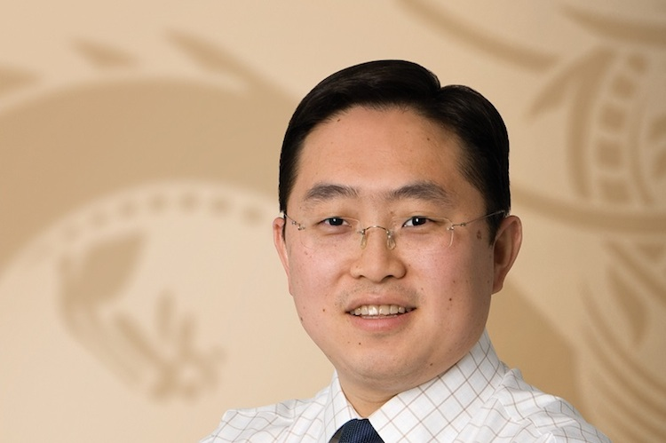 Matthews Asia - Yu Zhang-Kopie in Matthews Asia bringt asiatischen Dividenden-Fonds