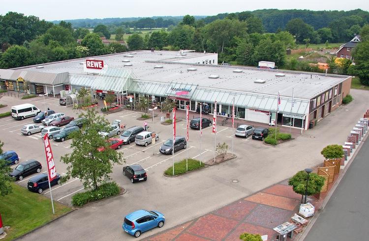 PATRIZIA Fachmarktzentrum Rastede in Patrizia kauft 18 Einzelhandelsimmobilien für Spezialfonds