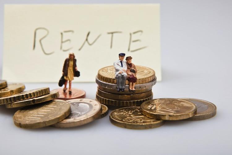 Gesetzliche Rente: Vertrauen der Deutschen sinkt