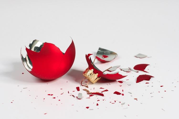 Schadenstatistik an Heiligabend: Stille Nacht für Versicherer