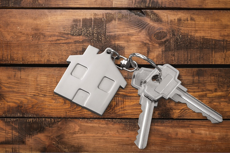 Haus-schlussel-shutt 287797142 in EPX: Preise für Bestandshäuser steigen am stärksten