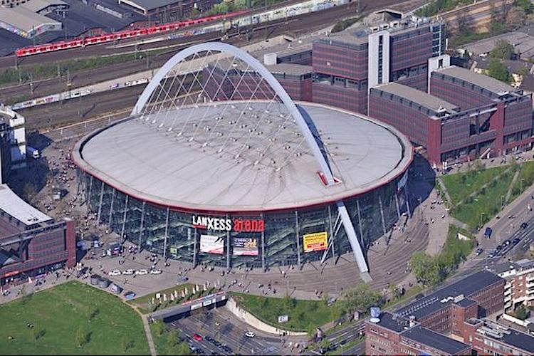 Lanxess-arena in Kölner Lanxess Arena an asiatische Investoren verkauft