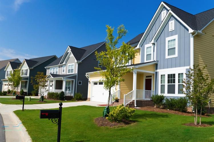 Usa-haeusermarkt-shutt 148486547 in USA: NAHB-Hausmarktindex überraschend eingetrübt