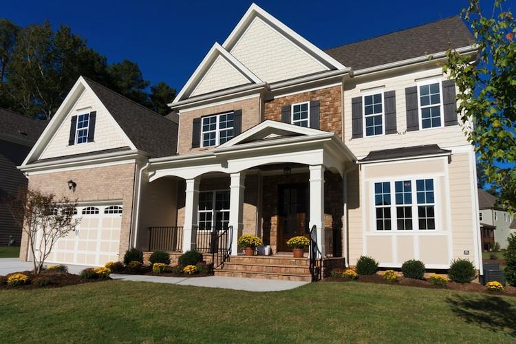 Usa-haus-shutt 221950861 in USA: NAHB-Hausmarktindex überraschend gestiegen