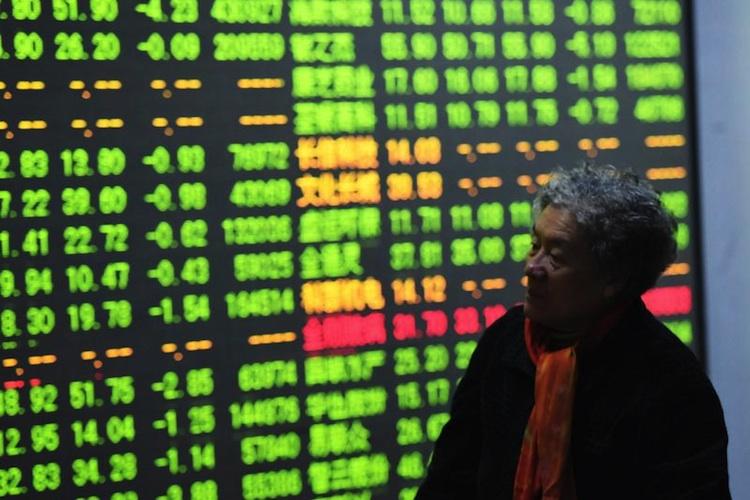 Neuer Kursrutsch in China: Börsenhandel ausgesetzt