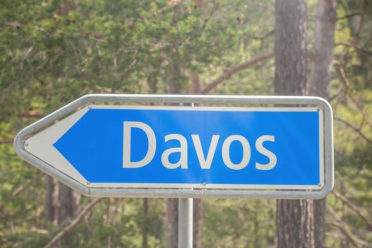 Blackstone-Chef in Davos: Regulierung hat die Welt gefährlicher gemacht