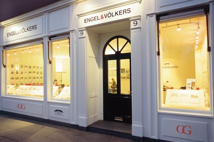 EV-Shop-Hamburg-Winterhude - -Engel-Vo Lkers in Engel & Völkers steigert Umsatz mit Courtagen