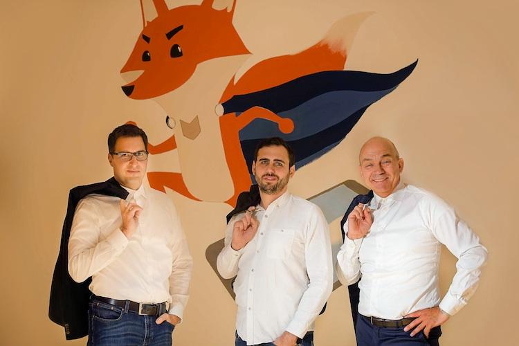 FinanceFox: Schweizer Versicherungs-Start-up rüstet auf