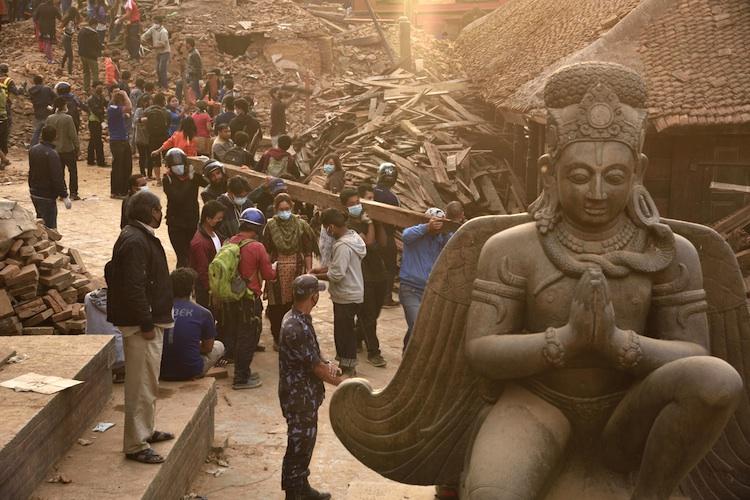 Mehr Tote bei Naturkatastrophen – Beben in Nepal am folgenschwersten