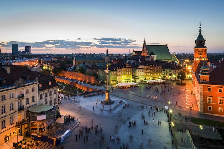 Network-Convention-Warschau in Strategiewandel in Köln: Die Gothaer schaut stärker auf Deutschland