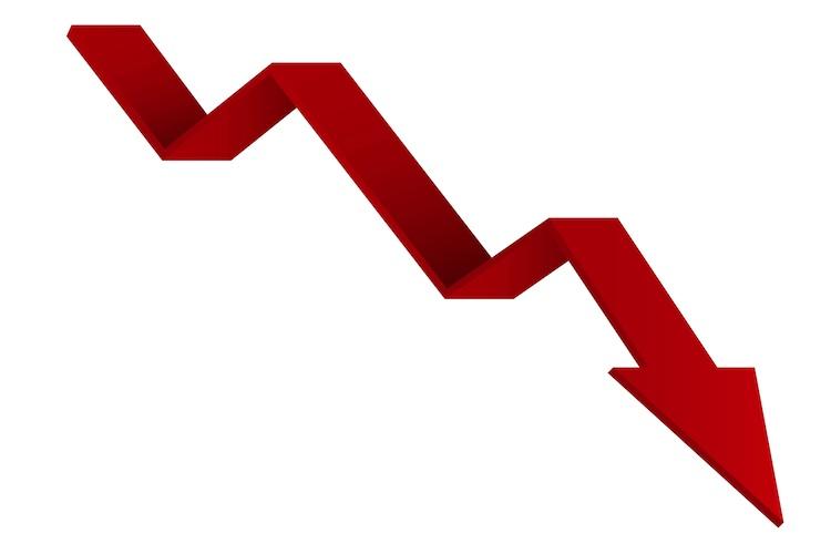 Pfeil Shutterstock 311327018-Kopie-2 in Neuer Monat, neues Rekordtief: Bauzinsen fallen weiter