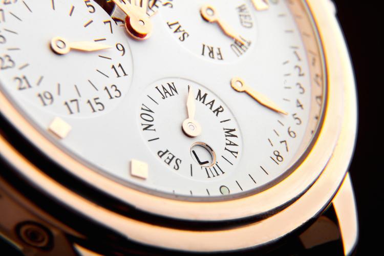 Luxury-watches in Luxusuhrenhersteller: Tiefpunkt erreicht?