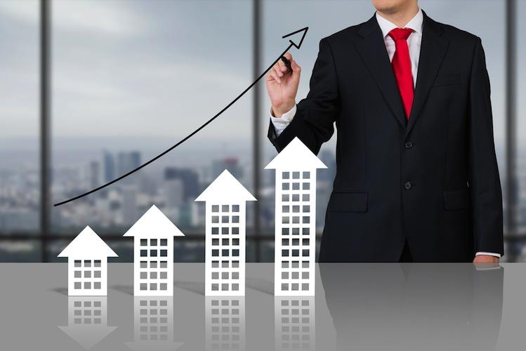 Shutterstock 185810609 in Europace: Transaktionsvolumen wächst zweistellig