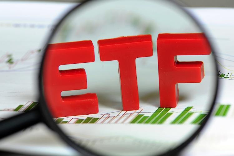 ETFs waren im Jahr 2016 in Europa gefragt.