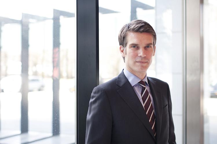 Valentijn-van-Nieuwenhuijzen in Position bei Aktien ausgeweitet