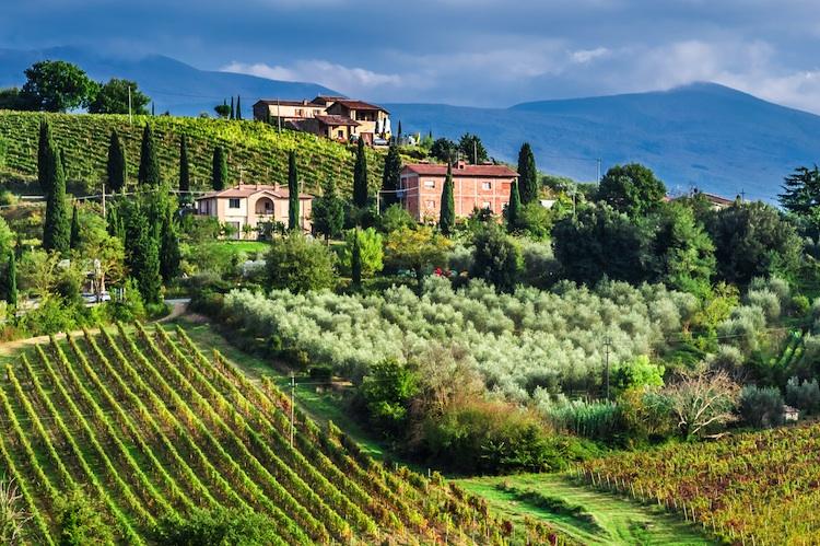 Italien-toskana-shutterstock in Italienischer Markt für Ferienimmobilien stabilisiert sich