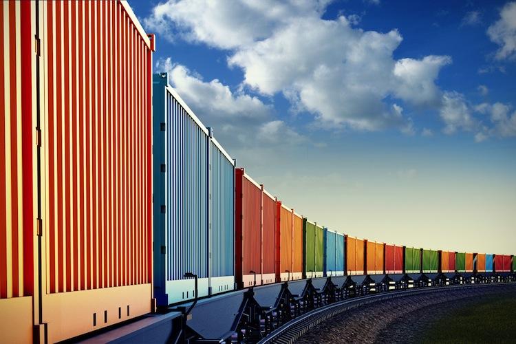 Shutterstock 252624025 in Güterverkehr auf Rekordwert