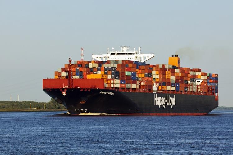 Shutterstock 288016316 in Hapag-Lloyd kehrt operativ in Gewinnzone zurück