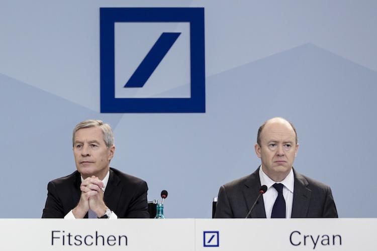 Deutsche Bank erwartet schlechtes erstes Quartal