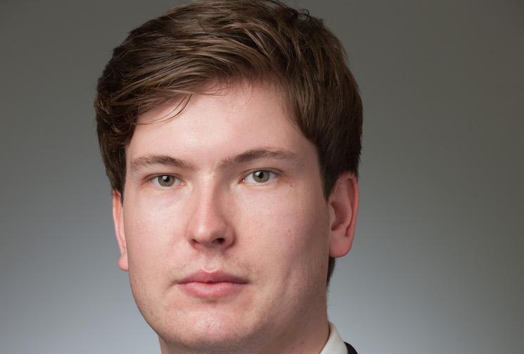 Luke Bartholomew-Kopie in Die Wall Street blickt gespannt auf die US-Notenbank