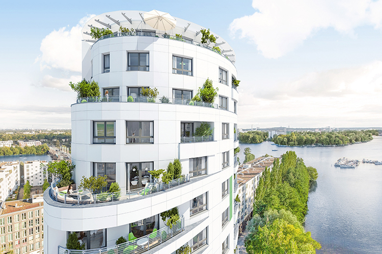PROJECT HavelPerle 01-Kopie in Project plant Wohnturm in Berlin-Spandau