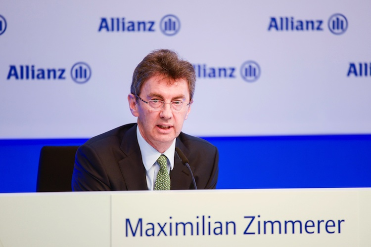 Zimmerer Allianz in Zimmerer verlässt Allianz