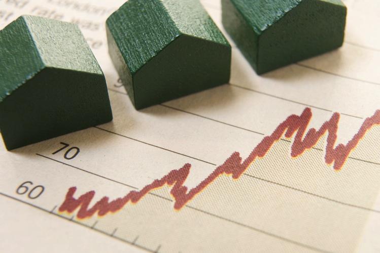 Haus-chart-750-shutt 14446201 in F+B Index: Preiswachstum fällt schwächer aus