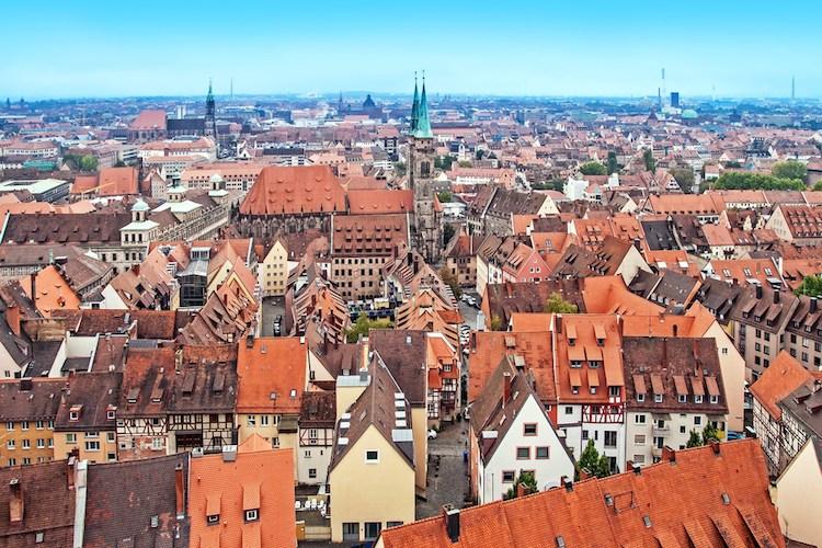 Nebenstandort-nuernberg in Büroimmobilien in Mittelstandsstädten für Investoren attraktiver als in den Top-7-Städten