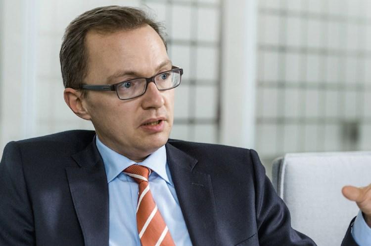 Patrick-dahmen in Von Holweide nach Deutz: Dahmen wird neuer Vorstand der Talanx Leben