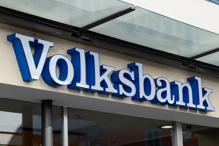 Volksbank in Volks- und Raiffeisenbanken drohen höhere Kosten wegen des Zinstiefs