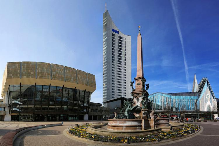 Leipzig Shutterstock-1 in Interhyp Wohntraumstudie: In welchen Metropolen die Deutschen am glücklichsten sind
