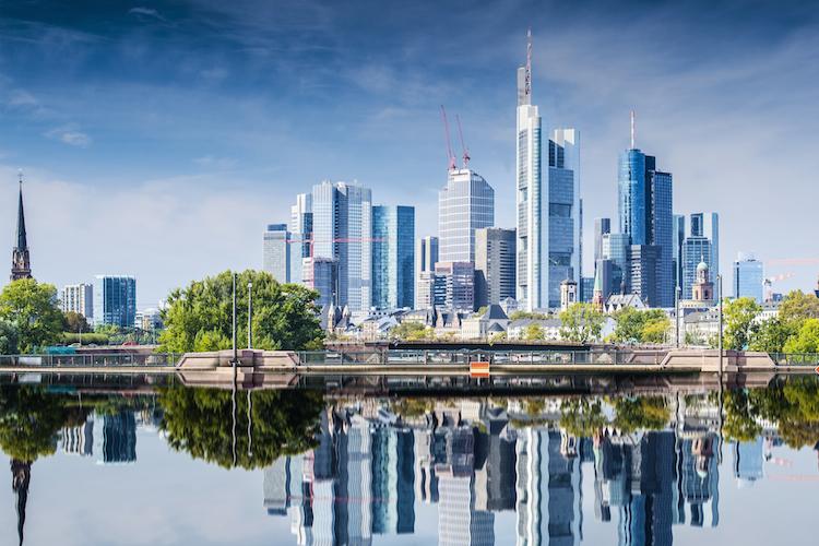Shutterstock Frankfurt in Immobilienbranche warnt vor Büromangel in Metropolen