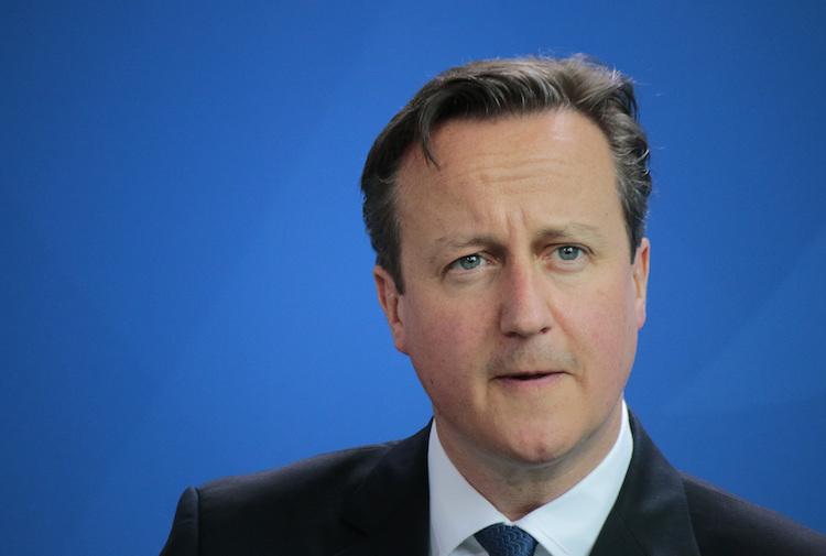 Uk in Cameron wegen Panama Papers unter Druck