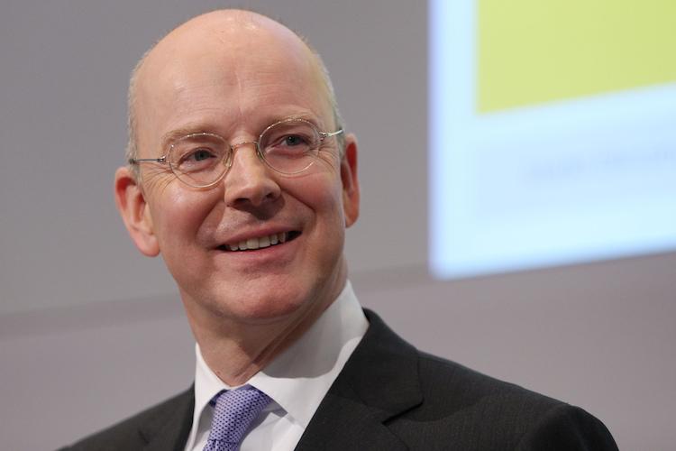 Martin Blessing zieht in den Vorstand der UBS Schweiz ein.