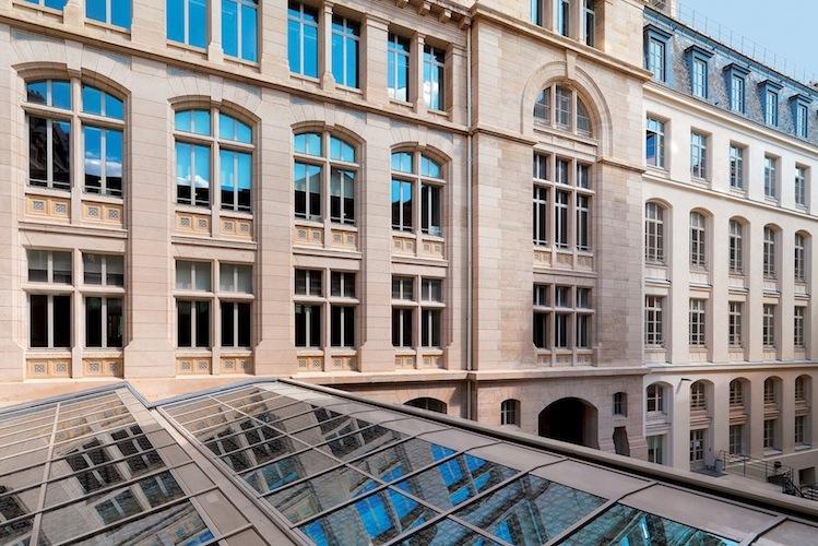 Commerz-Real CFB Fonds 165 in CFB-Fonds verlängert Mietvertrag in Paris