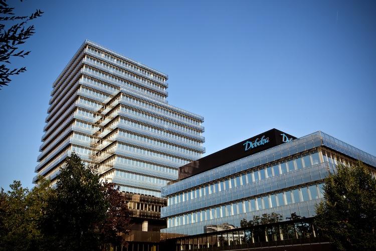 Debeka-Hauptverwaltung in Debeka bringt neue private Rentenversicherung