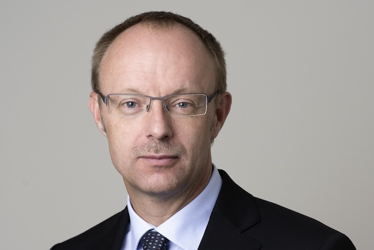 Alex Gadeberg, Vorstand der Fondsbörse Deutschland