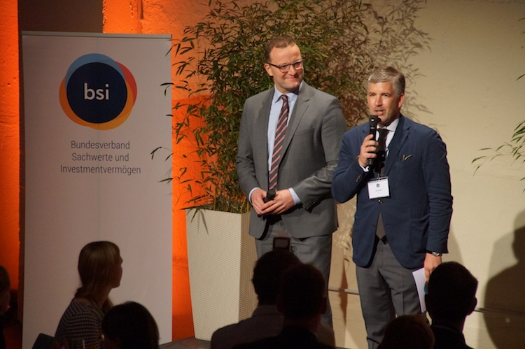 Spahnkopie in BSI-Summit: Networking im Umspannwerk
