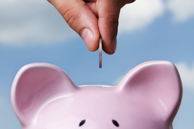 Sparen in Sparen: Drei Viertel der Deutschen legen Geld zurück