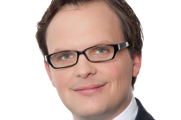 Tobias-Kotz in Tobias Kotz zum Leiter Institutionelle Kunden der Real I.S. berufen