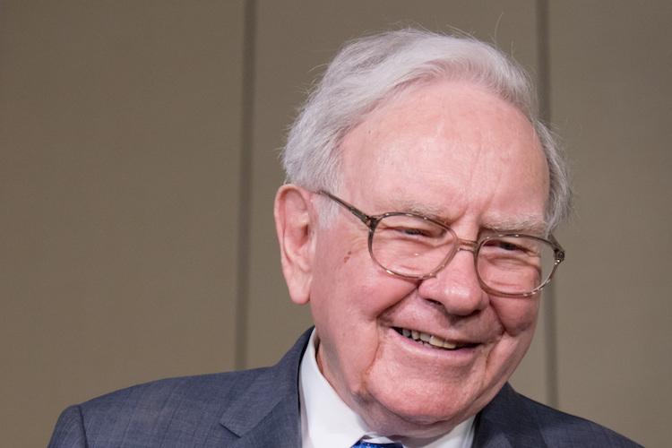 Buffett in Staranleger auf Dividenden-Jagd