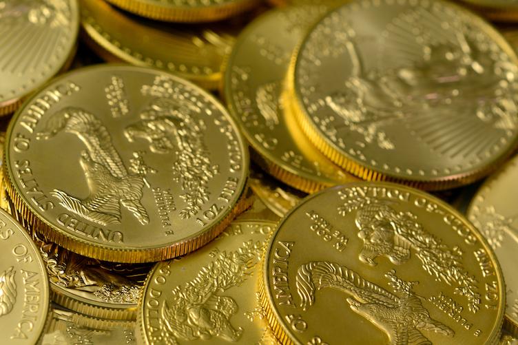 Gold in Analyst: Gold ist kein sicherer Hafen