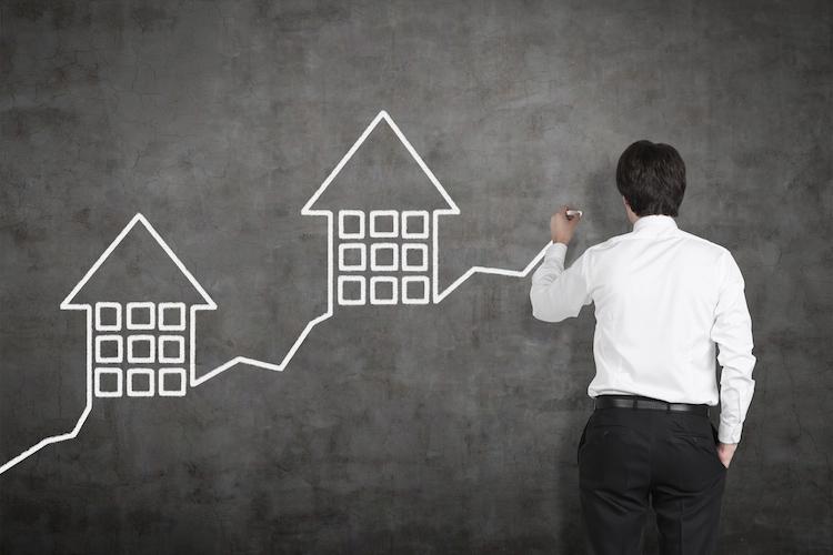 Haus-preis-shutterstock 213954814 in JLL: Stärkster Anstieg der Mietpreise seit 2004
