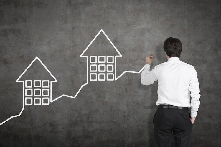 Experten erwarten langsamer steigende Immobilienpreise