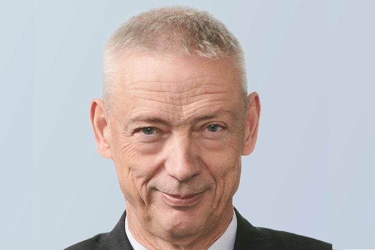 R+V-Vorstandschef Friedrich Caspers.