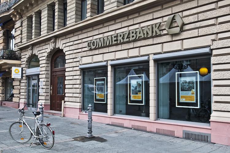 Die Gewinne sprudeln bei der Commerzbank nicht mehr so stark.